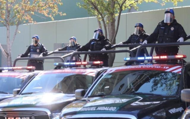 """Crea alcaldía Miguel Hidalgo su """"policía COVID-19"""" - Foto de alcaldía Miguel Hidalgo"""