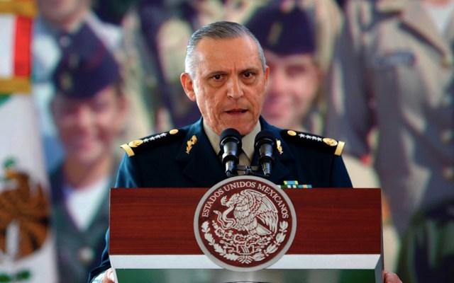 Pruebas de EE.UU. sobre Caso Cienfuegos 'no servían para nada', dice Gertz Manero. La FGR recurrirá a tribunal internacional - Foto de EFE
