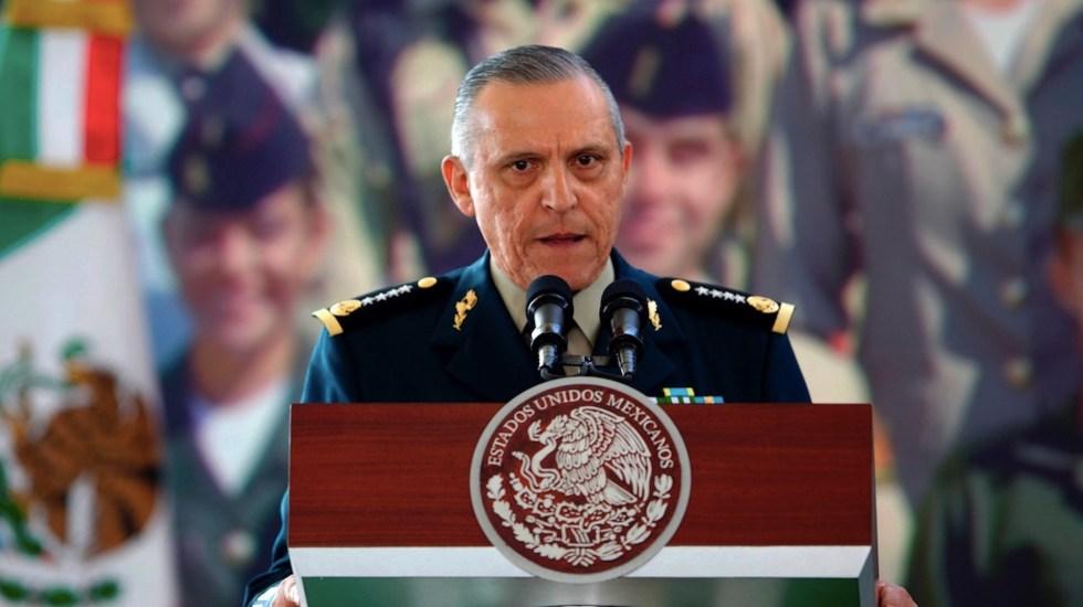 Niega Gobierno de México haber dado algo a cambio de la liberación de Salvador Cienfuegos - Foto de EFE