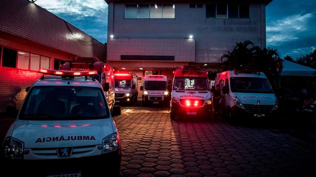 Saturación hospitalaria amenaza lucha contra COVID-19 en América Latina - Saturación hospitalaria amenaza lucha contra COVID-19 en América Latina. Foto EFE