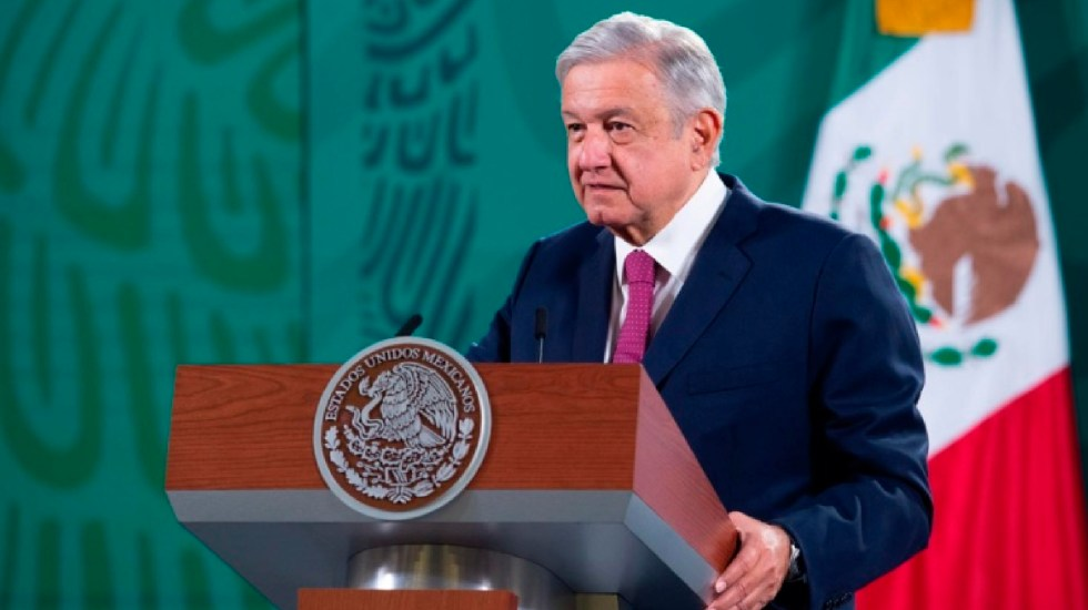 López Obrador continúa evolucionando favorablemente tras contagio de COVID-19 - Seis secretarios tuvieron contacto con AMLO, quien dio positivo a COVID-19 este fin de semana. Foto https://lopezobrador.org.mx/