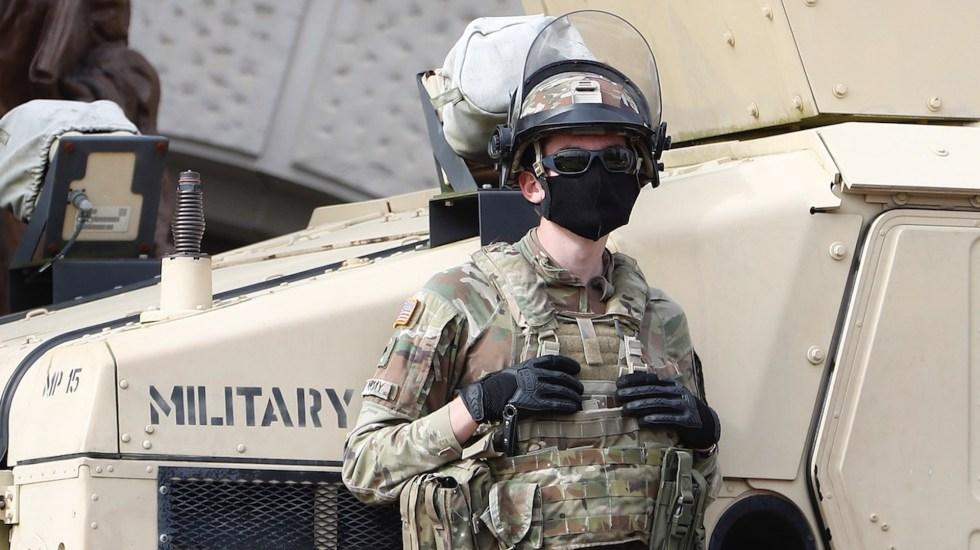 Estados Unidos detiene a un soldado por tratar de ayudar al EI a cometer ataques - Foto de EFE