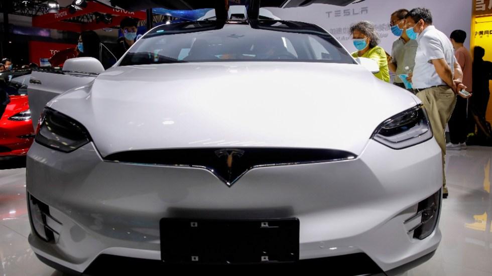 Tesla anuncia que produjo más de medio millón de vehículos en 2020 - Foto de EFE