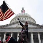 FBI habría tenido informante durante toma del Capitolio - Toma violenta del Capitolio de EE.UU. Foto de EFE