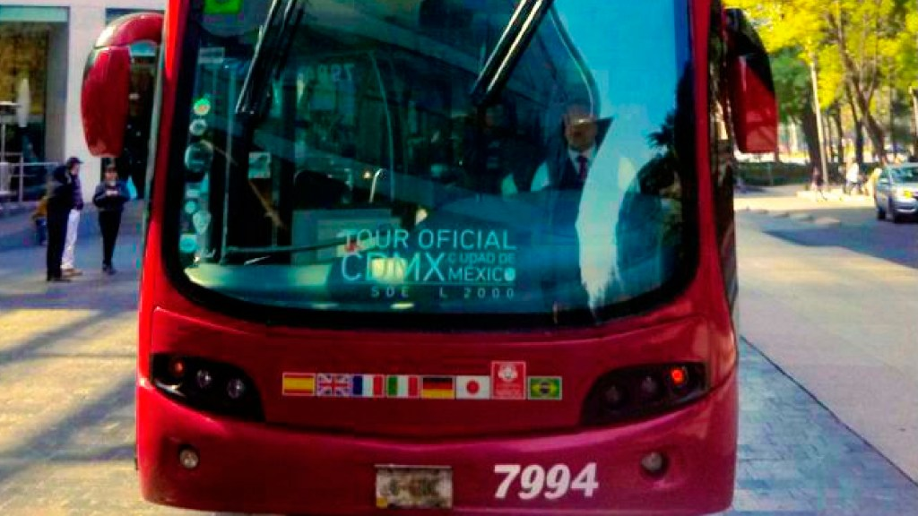 Turibús se une para trasladar pasajeros del Metro en la Ciudad de México - Turibús se une para trasladar pasajeros del Metro, anuncia Movilidad de CDMX. Foto Twitter @Turibuscdmx