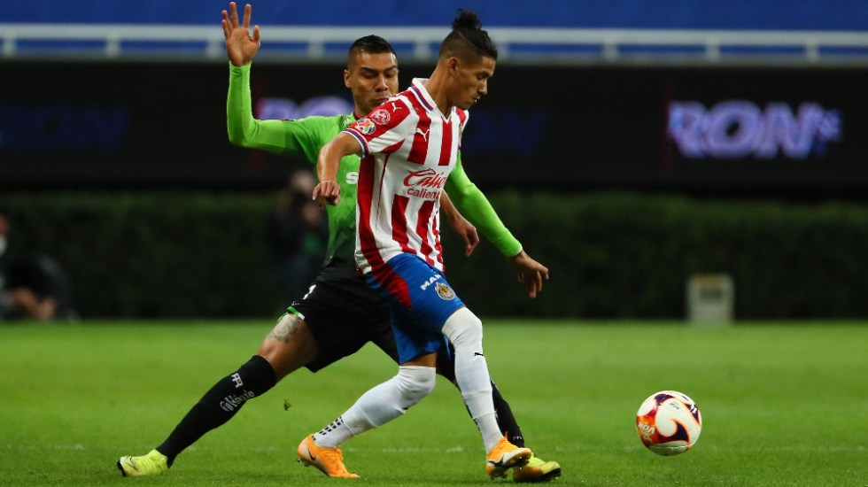 Chivas sigue sin ganar en el Guardianes 2021 - Foto de Chivas