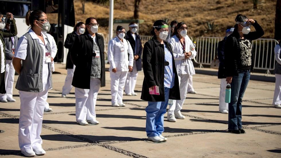Acertado que 'Siervos de la Nación' participen en aplicación de vacunas contra COVID-19, afirma SSA - Vacunación COVID-19 México vacunas