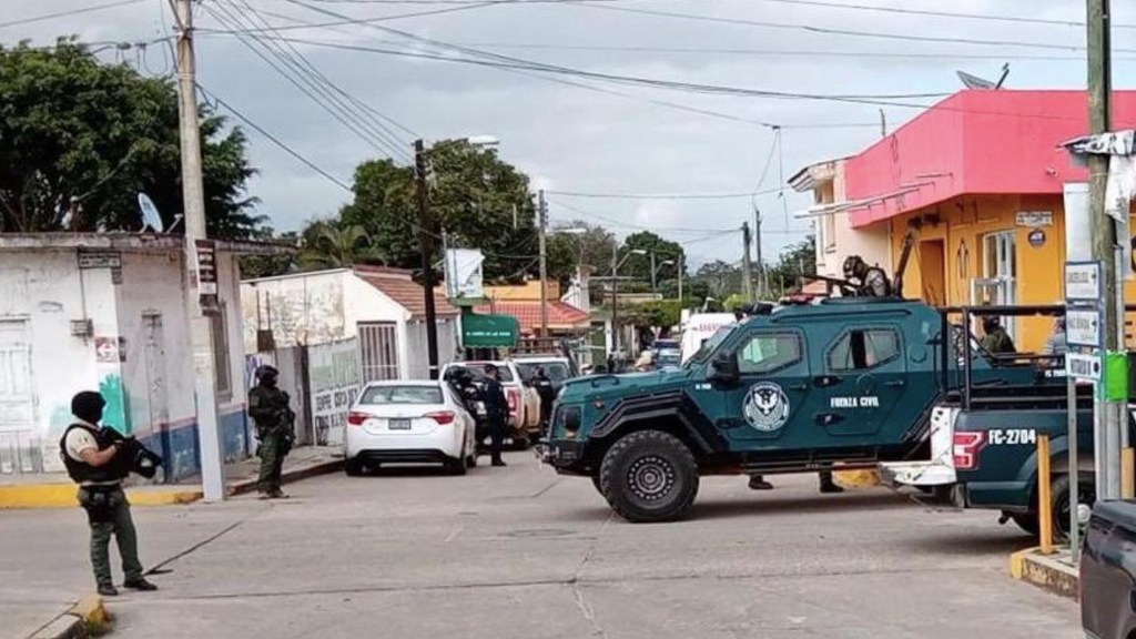 #Video Sujetos que agredieron a fiscal y diputada local en Veracruz están identificados, asegura gobernador - Foto de SSP Veracruz