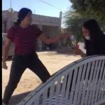 #Video Adolescente agrede brutalmente a otra en Hermosillo, Sonora