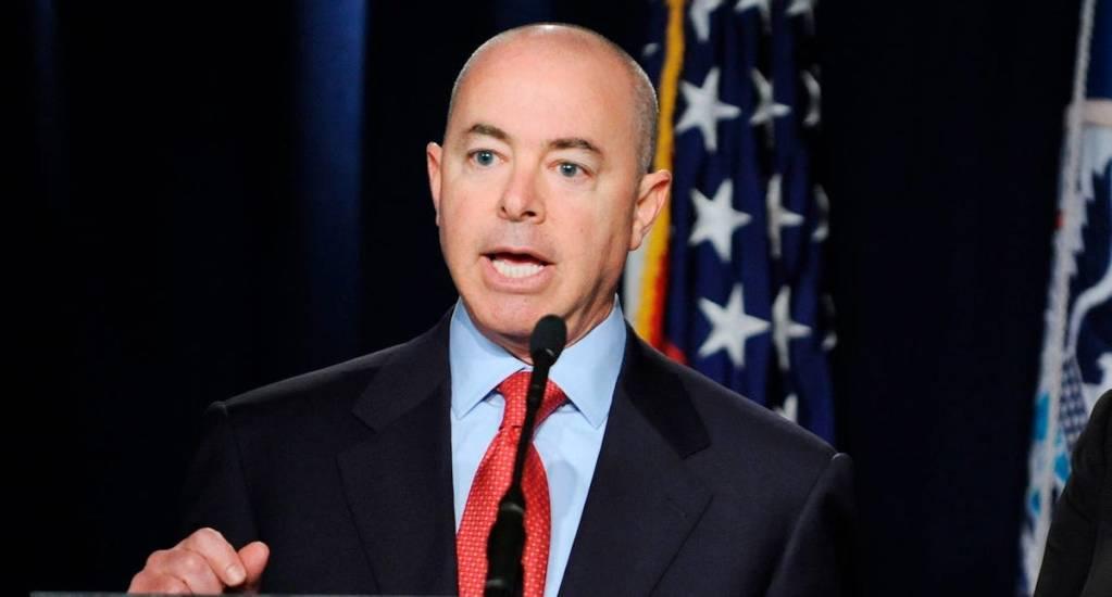Mayorkas, confirmado por el Senado como secretario de Seguridad Nacional de EE.UU. - Alejandro Mayorkas. Foto de EFE.