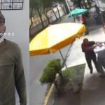 Detienen a '#LordBanqueta', sujeto captado agrediendo a transeúntes en la Álvaro Obregón