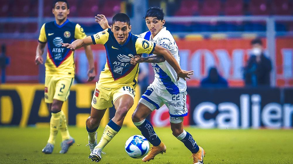 América derrota al Puebla y ya es líder del Guardianes 2021 - Foto de Club América