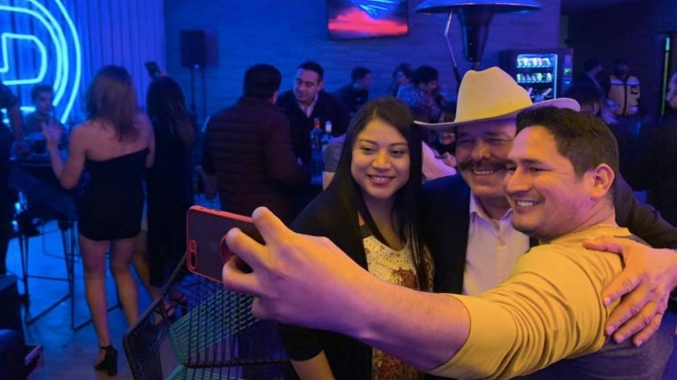 """#Video """"No pasa nada, yo así soy"""", Armando Guadiana responde tras ser captado en antro de Saltillo - Foto de Twitter Armando Guadiana"""