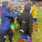 Revelan nuevos audios con insultos al futbolista Félix Torres en el San Luis vs. Santos