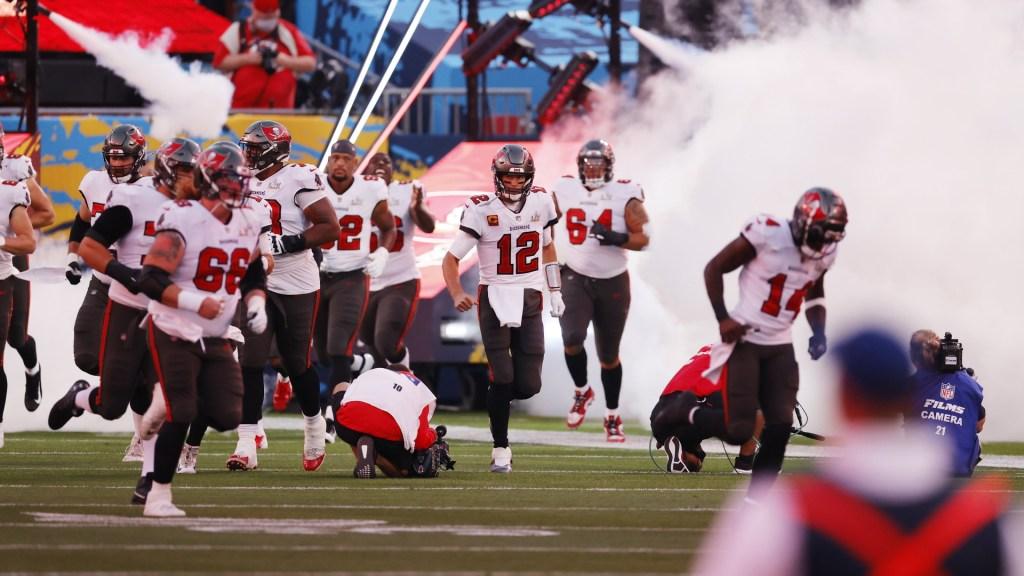 Buccaneers Tampa Bay NFL Super Bowl