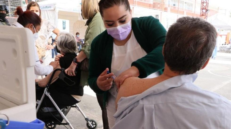 Estas son las fechas y el orden para la vacunación en Iztacalco, Tláhuac y Xochimilco - Foto de @GobCDMX