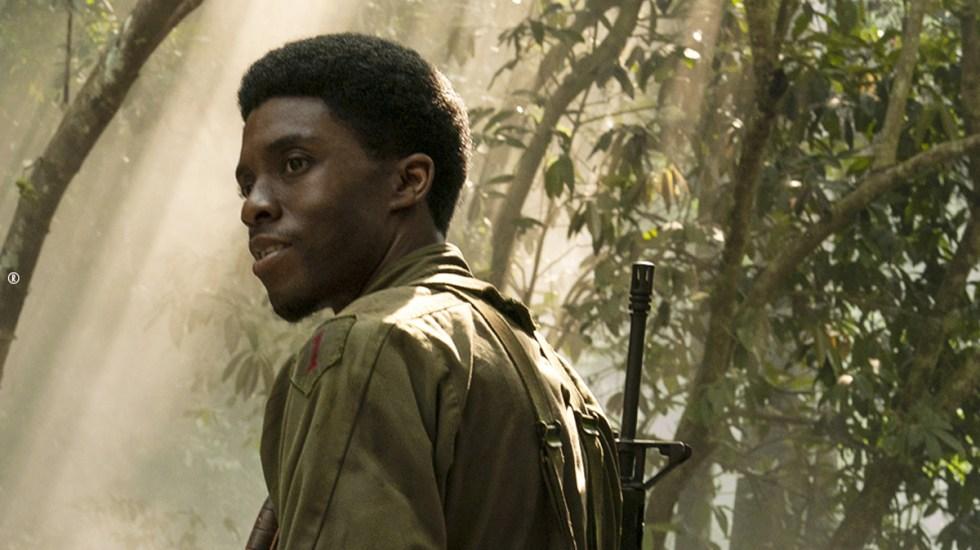 Nominan a Chadwick Boseman como Mejor Actor en Premios NAACP Image - Chadwick Boseman en Da 5 Bloods. Foto de @netflixqueue