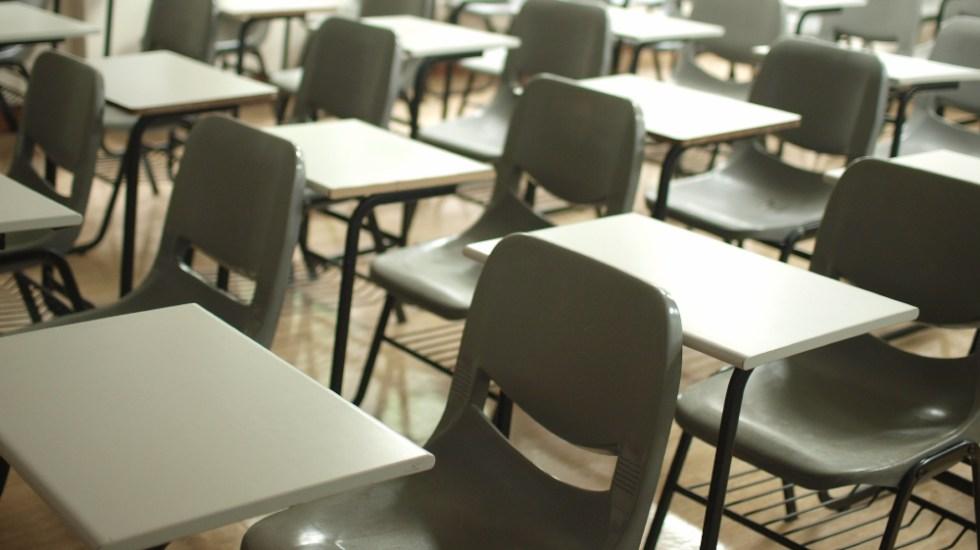 México suspende prueba PISA para estudiantes de secundaria - clases escuela prueba