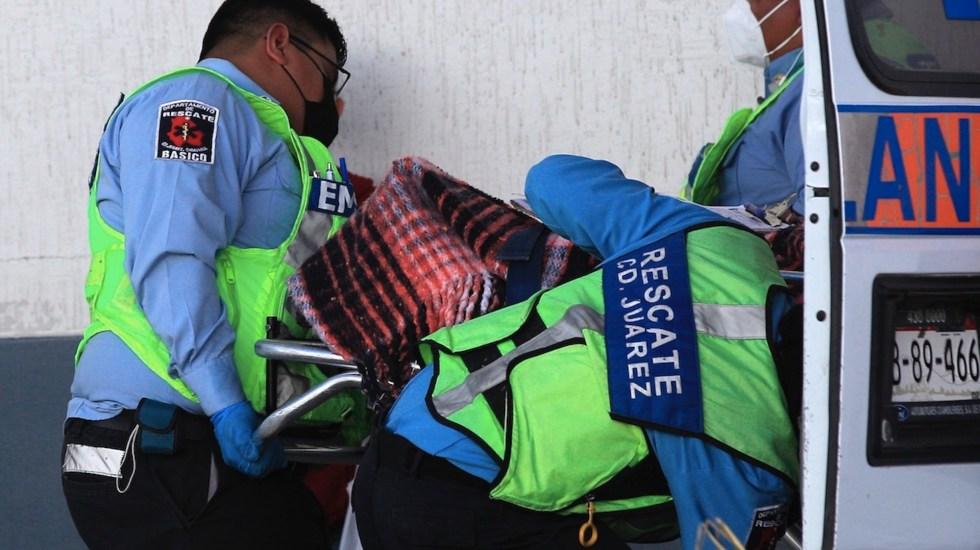 OMS alerta de aumento en los casos globales de COVID-19 - Foto de EFE
