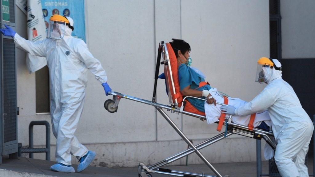 Nueva variante de COVID-19 causa 87 por ciento de los casos nuevos en México - Foto de EFE
