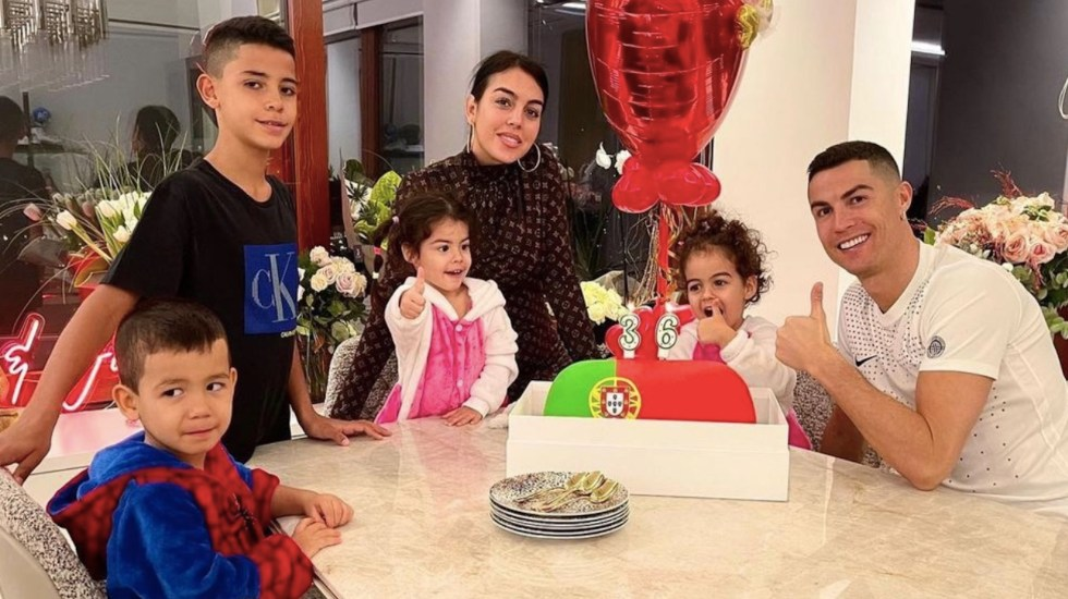 """""""No puedo prometer otros 20 años más"""": Cristiano Ronaldo dedica mensaje por su cumpleaños - Foto de Instagram Cristiano Ronaldo"""