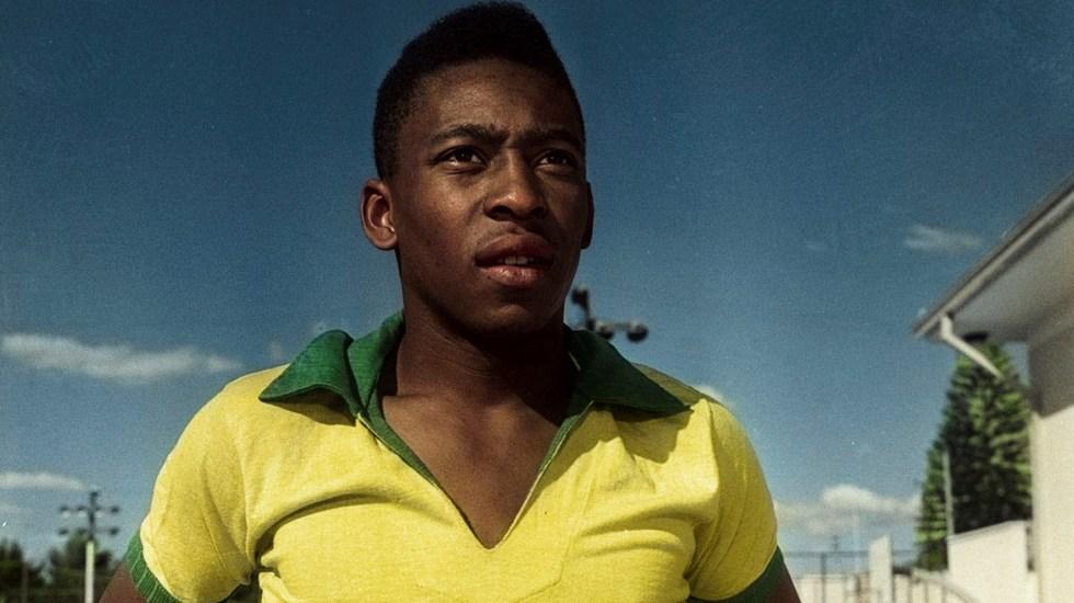 El hombre detrás de la leyenda: Pelé se desnuda en un documental de Netflix - Edson Arantes do Nascimento, 'Pelé'. Foto de EFE