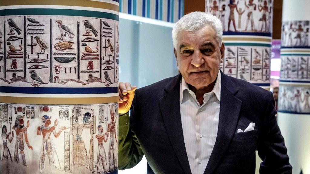 Expertos revelan detalles de la muerte violenta del faraón Sequenenra en Egipto - Foto de EFE