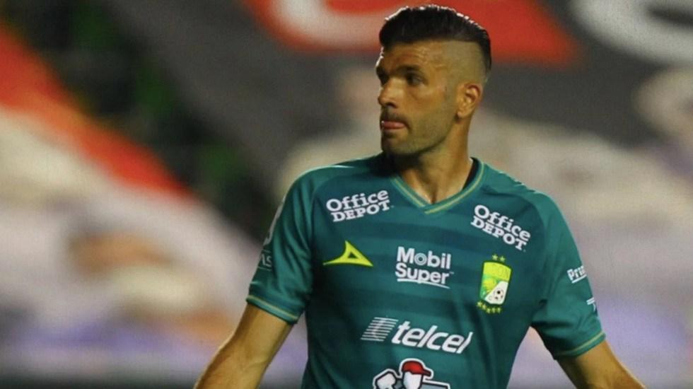 Emmanuel Gigliotti revela que jugó la final ante Pumas contagiado de COVID-19 - Foto de Líbero