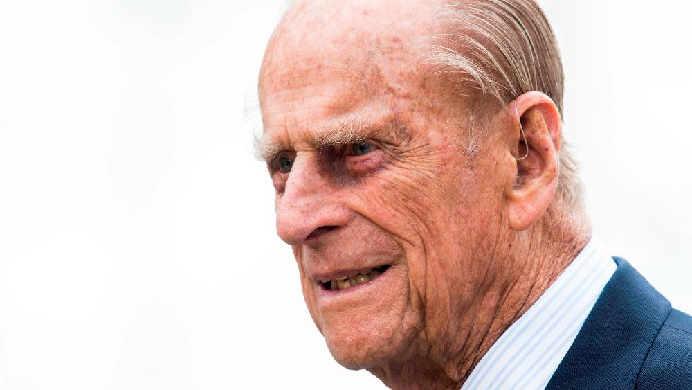 Duque de Edimburgo, esposo de la reina Isabel, ingresa al hospital - Foto de EFE