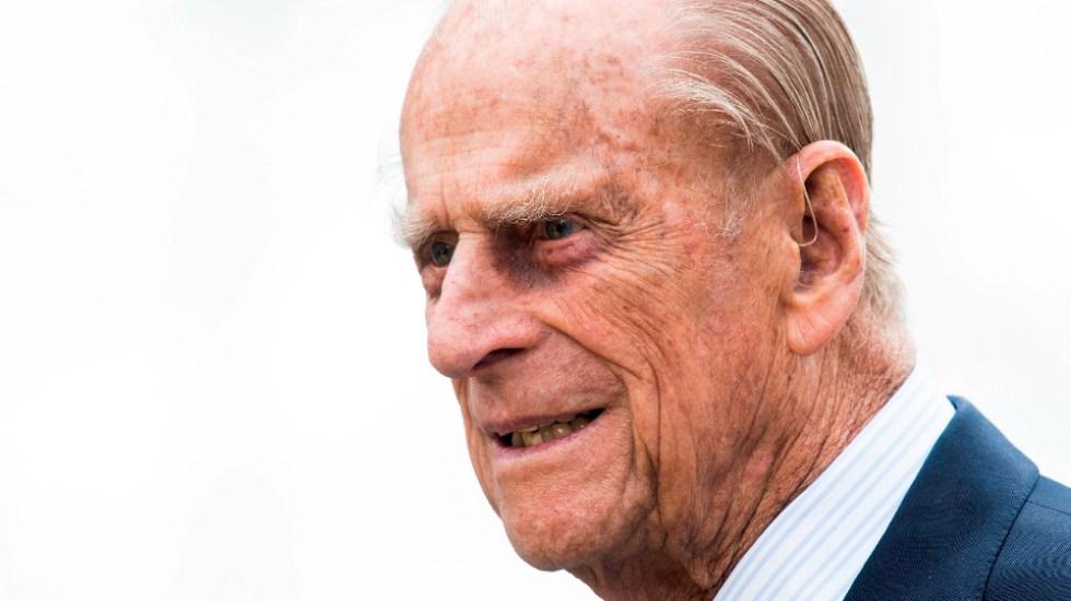 Duque de Edimburgo sale del hospital tras 28 días ingresado - Foto de EFE