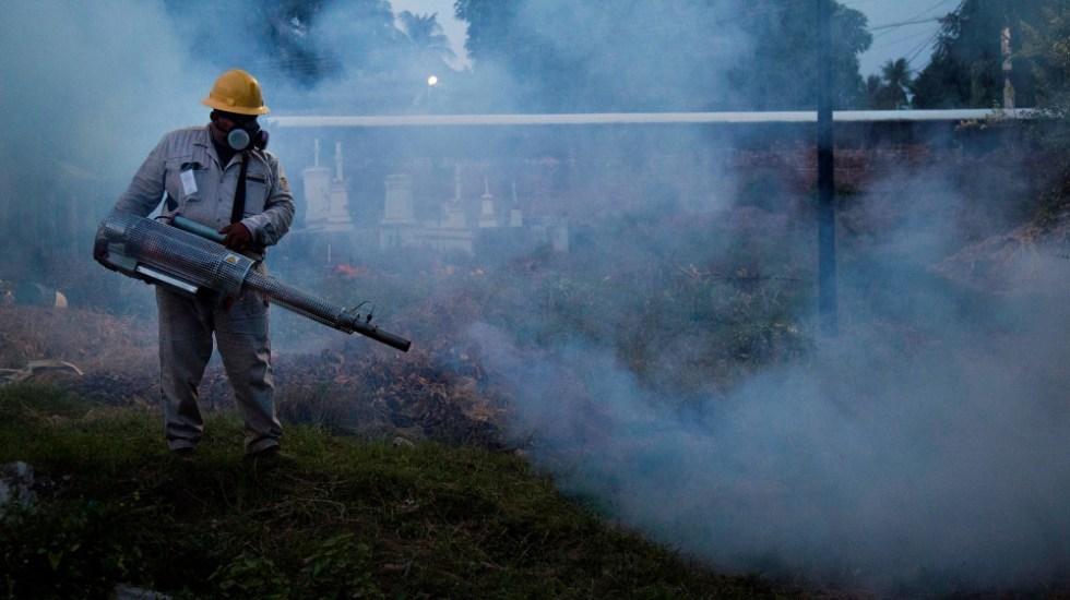 México no recula en la prohibición del glifosato pese a las presiones de EE.UU. - Foto de EFE