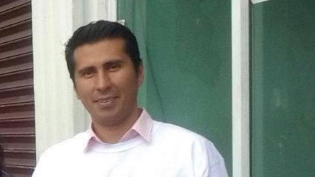 Asesinan en Veracruz a precandidato por Morena a alcaldía de Úrsulo Galván - Gilberto Ortiz Parra. Foto de Facebook