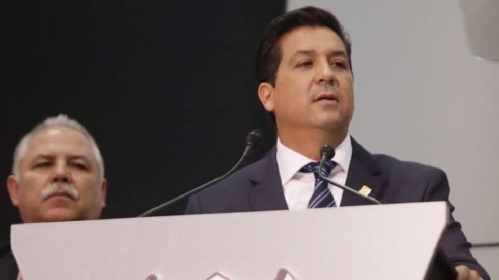 Congreso de Tamaulipas declara improcedente desafuero contra García Cabeza de Vaca - Javier Cabeza de Vaca Tamaulipas