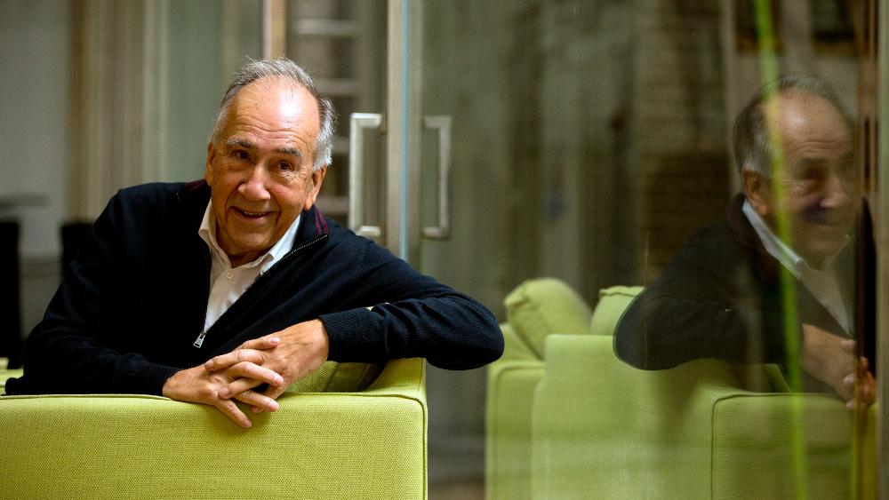 Murió el poeta y arquitecto Joan Margarit, Premio Cervantes, a los 82 años - Foto de EFE