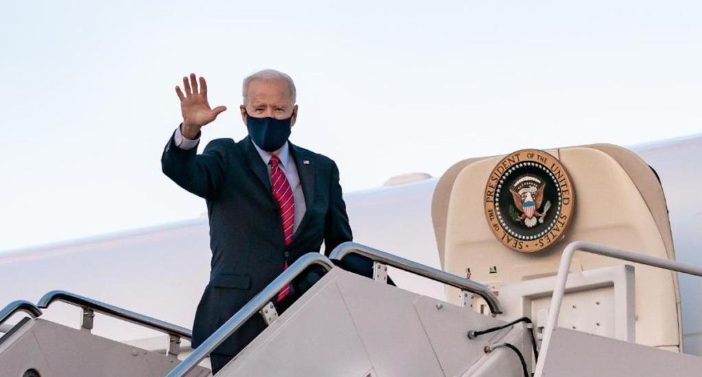 Foto de Joe Biden.