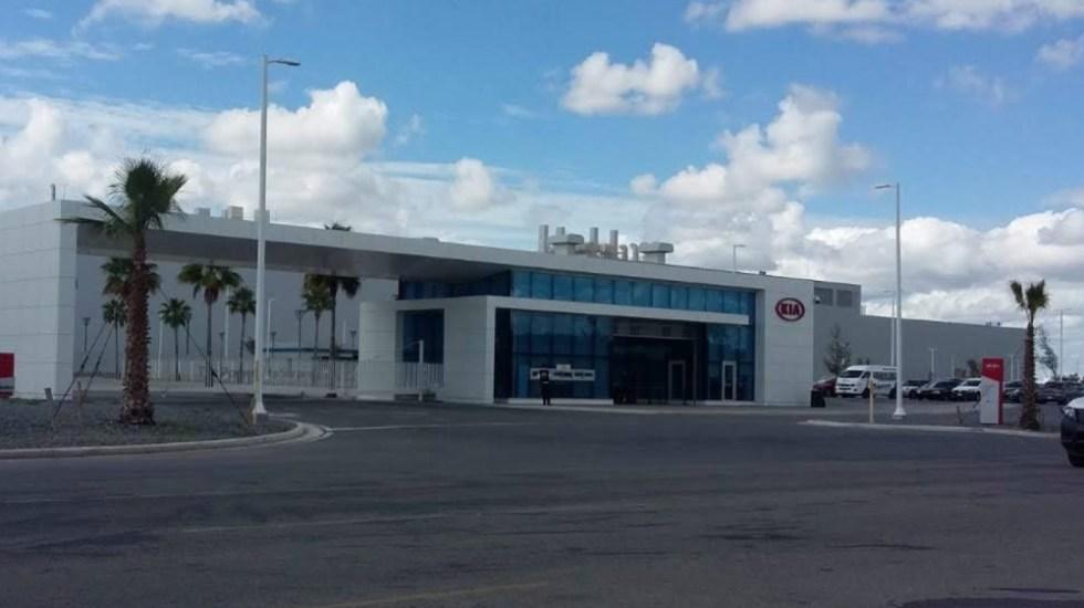 Planta de Kia Motors en Nuevo León entra a paro técnico por falta de gas y electricidad - Foto de Google Maps