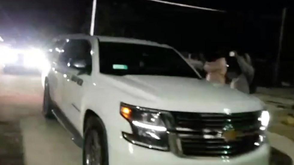 Ingresa al Cereso de Cancún el exgobernador Mario Marín tras su detención en Acapulco - Captura de pantalla