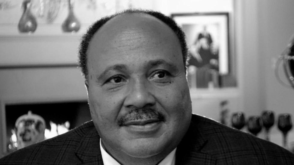 Martin Luther King III visitará México con motivo del 190 aniversario luctuoso de Vicente Guerrero: Ebrard - Foto de Martin Luther King III