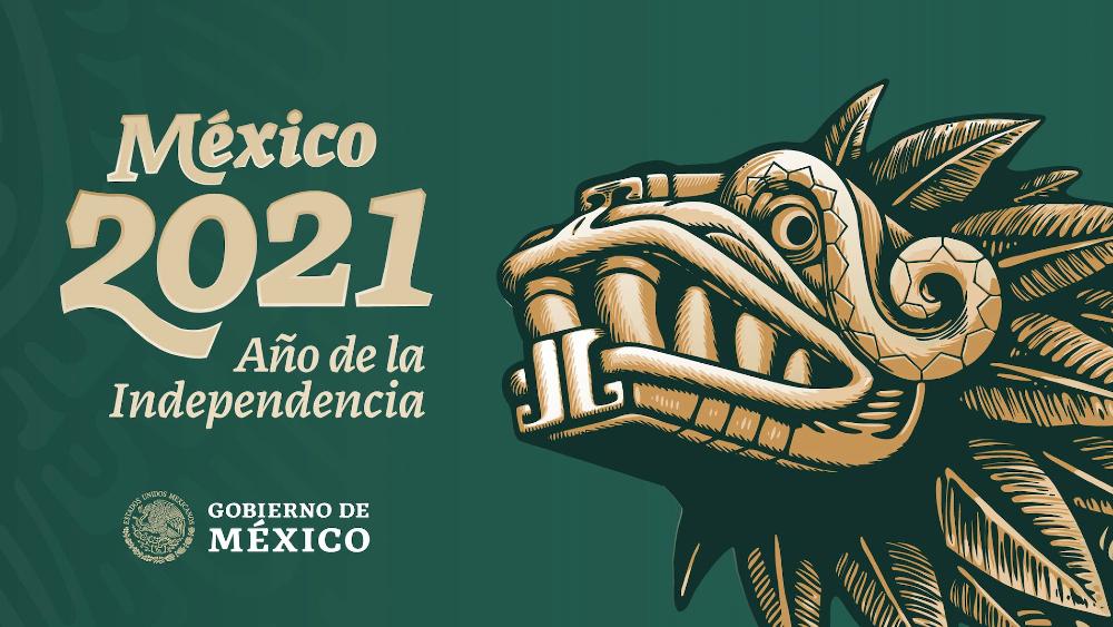 Presenta gobierno 15 eventos emblemáticos para conmemorar el 2021: Año de la Independencia - Foto de Gobierno de México