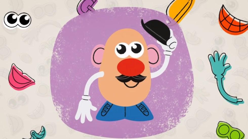 Hasbro renueva al personaje 'Cara de Papa'; ya no será 'señor' - 'Cara de Papa'. Foto de Hasbro