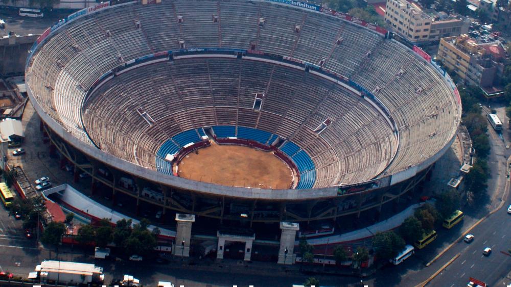 Plaza de Toros de México cumple 75 años mirando al futuro - Foto de EFE