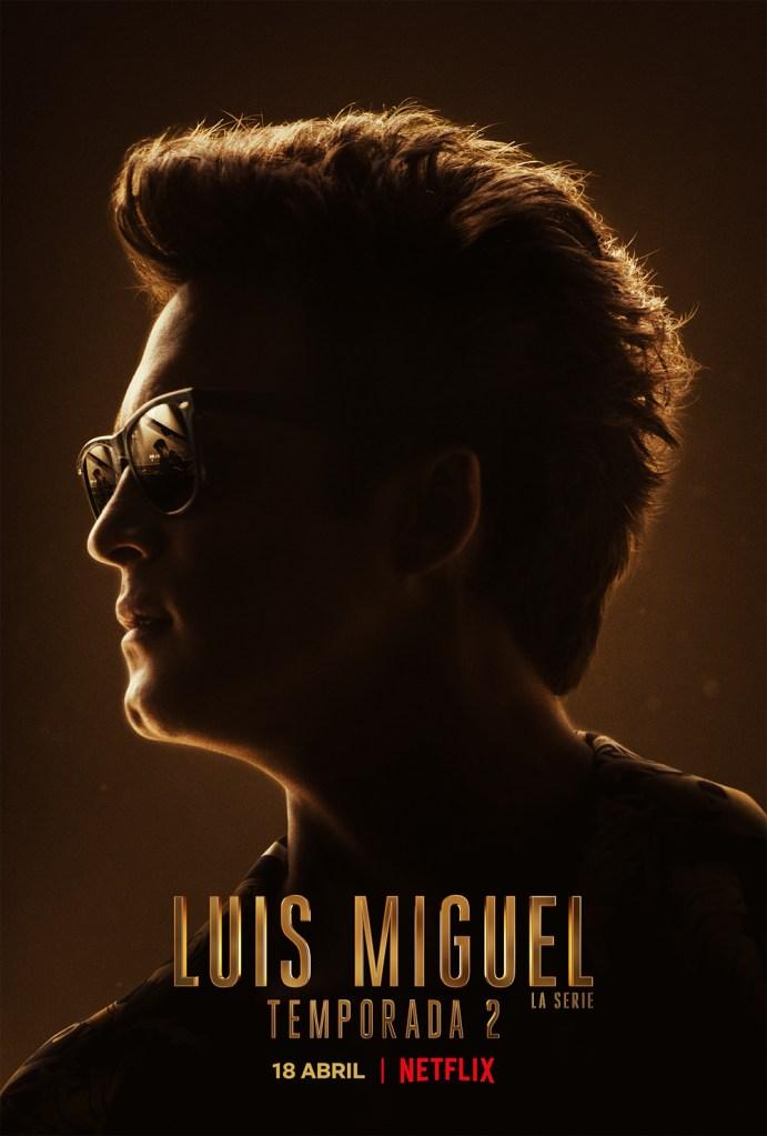 #Video Destaca Luis Miguel, la serie en los Grammy - Póster de Luis Miguel, la serie. Foto de Netflix