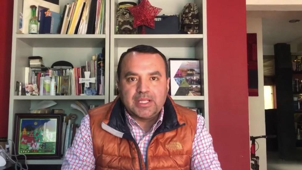 Fiscalía de Jalisco inicia investigación contra alcalde de Tototlán que hizo comentarios inapropiados a víctima de acoso - Captura de pantalla