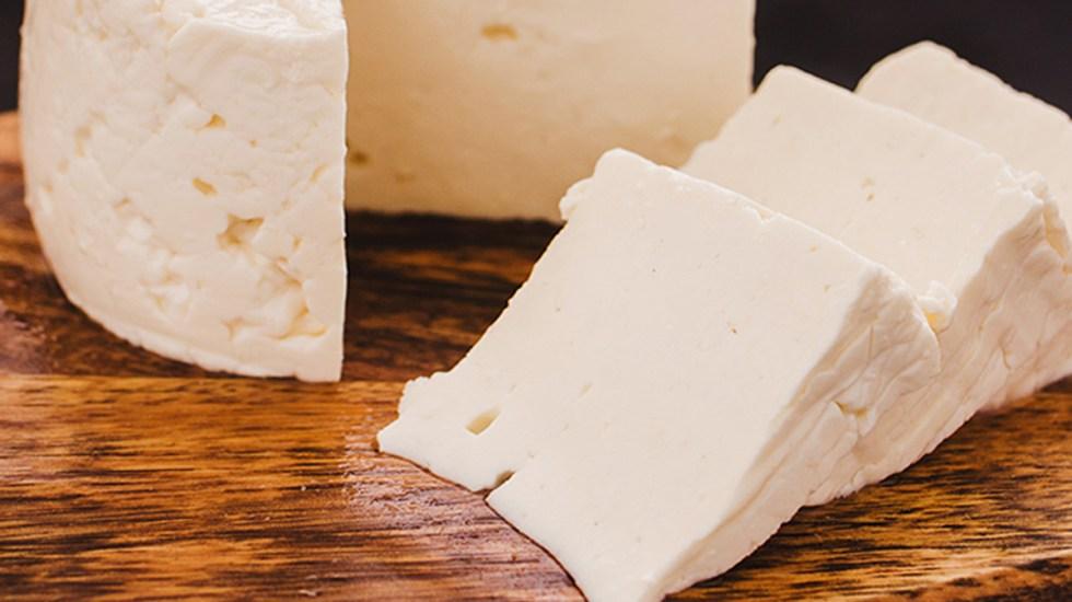 Detectan en EE.UU. brote de listeria por queso fresco 'estilo hispano' - Queso fresco y blando estilo hispano. Foto de CDC
