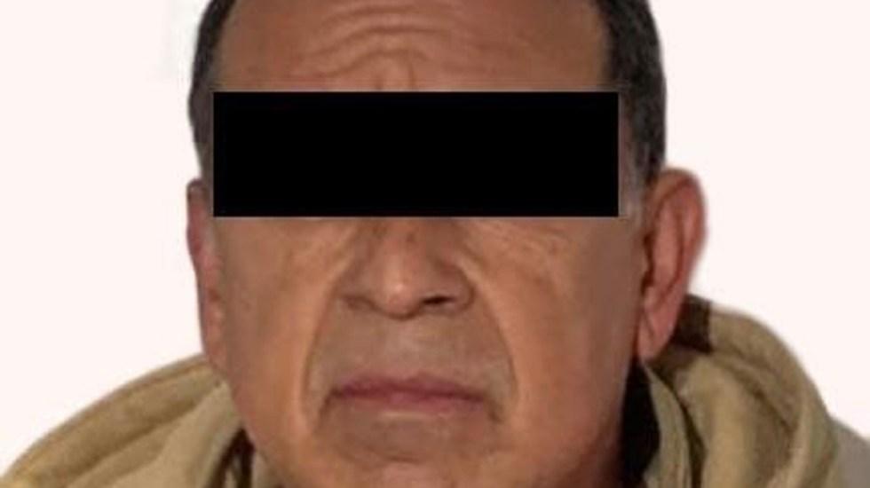FGR extradita a EE.UU. al narcotraficante Raúl Flores, alias 'El Tío' - Raúl Flores, alias 'El Tío'. Foto de FGR