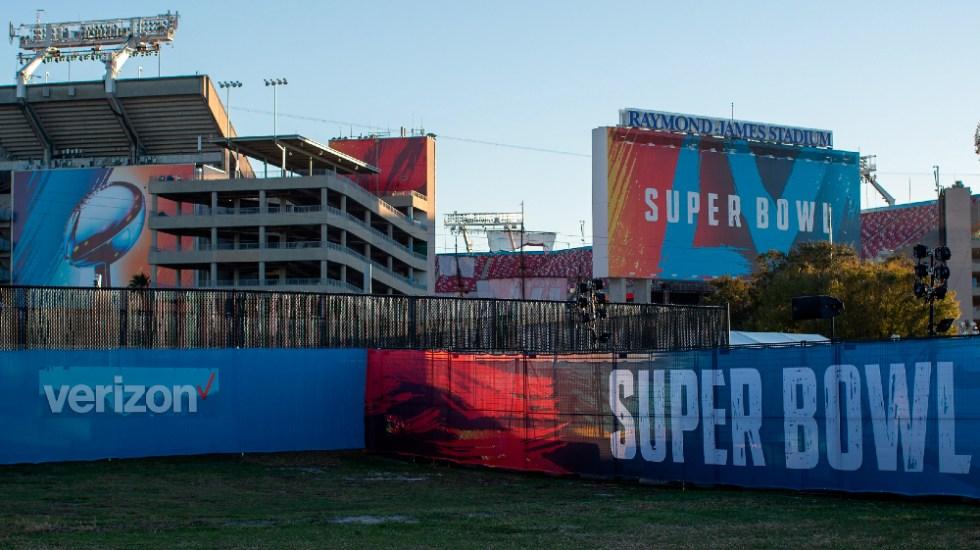 Aún hay boletos para el Super Bowl, con precios de hasta 23 mil dólares - Foto de EFE