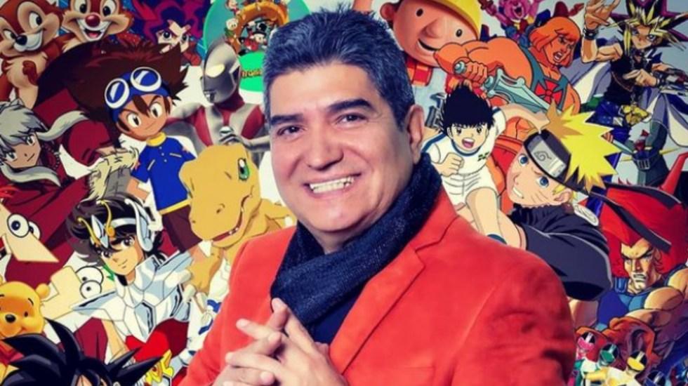 Murió Ricardo Silva, cantante del tema de 'Dragon Ball', tras hospitalización por COVID-19 - Ricardo Silva cantante Dragon Ball