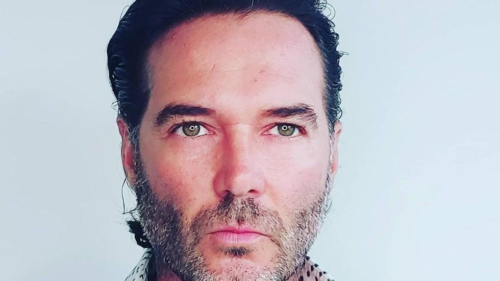 Murió por COVID-19 el actor Rodrigo Mejía - Actor Rodrigo Mejía. Foto de @rodrigomejia_