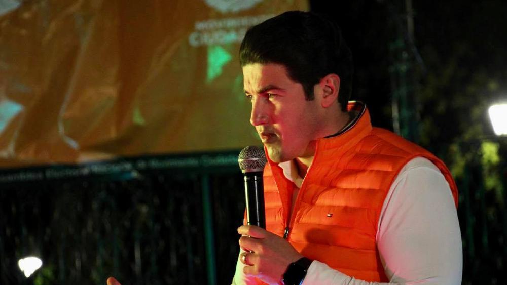 Samuel García será candidato de Movimiento Ciudadano a la gubernatura de Nuevo León - Foto de Samuel García