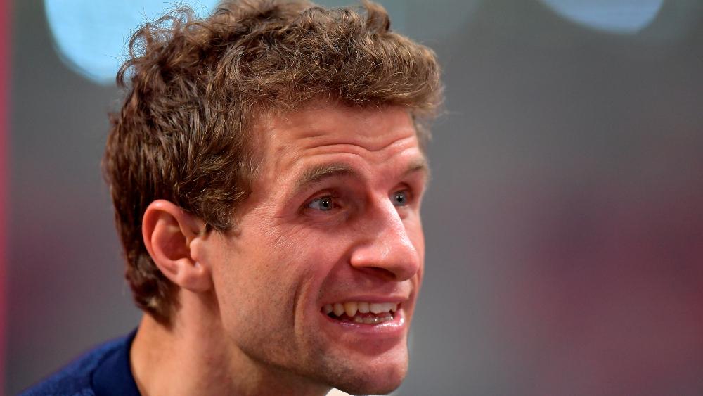Tras positivo de COVID-19, Müller será baja en el Bayern para la final del Mundial de Clubes - Foto de EFE